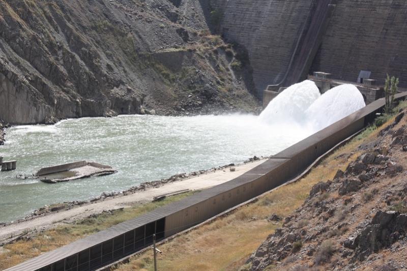 Наполнение водохранилищ контролируют в Жамбылской области