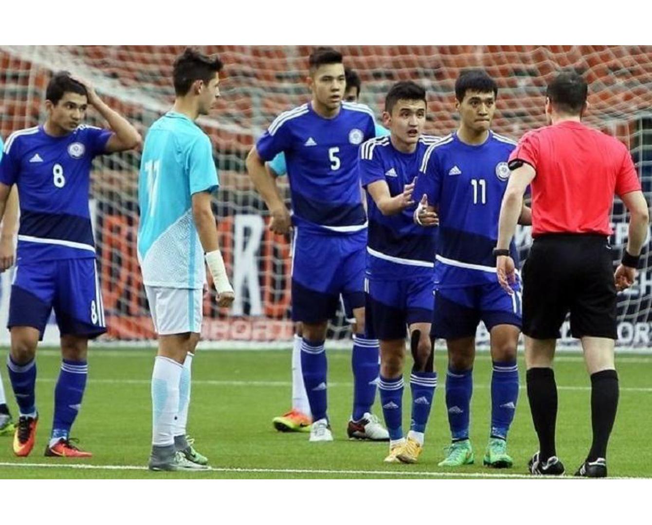 Қазақстанның футболдан жасөспірімдер құрамасы румыниялықтарды ойсырата жеңді