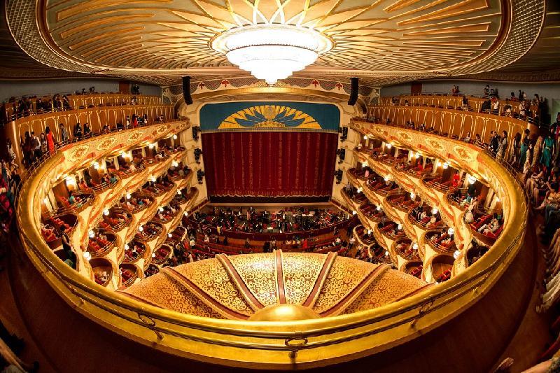 Афиша Астаны: Симфония весны прозвучит в столичном театре