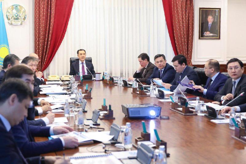 PM chairs meeting on use of Astana Expo 2017 facilities