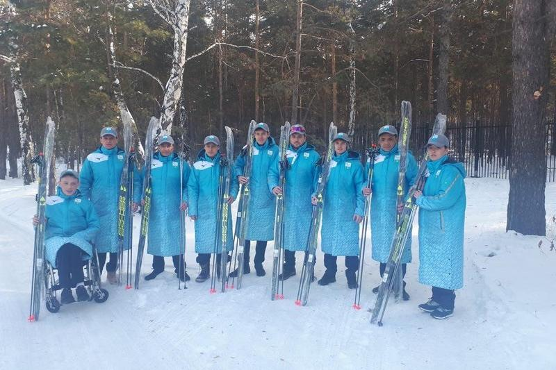 6 Kazakh athletes to compete in PyeongChang Paralympic Games