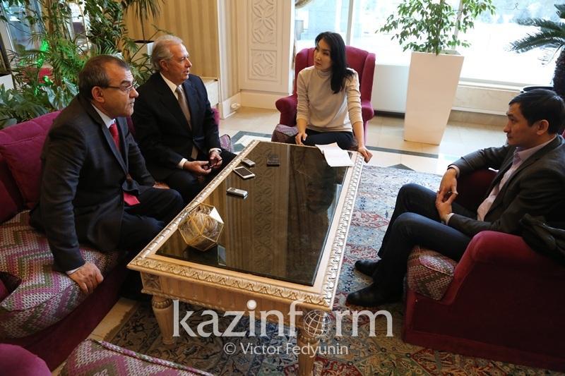 Бразильские бизнесмены сравнили Казахстан с Сингапуром и Гонконгом