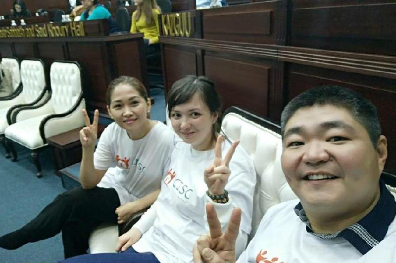 Всемирный день НПО для казахстанцев прошел на ура