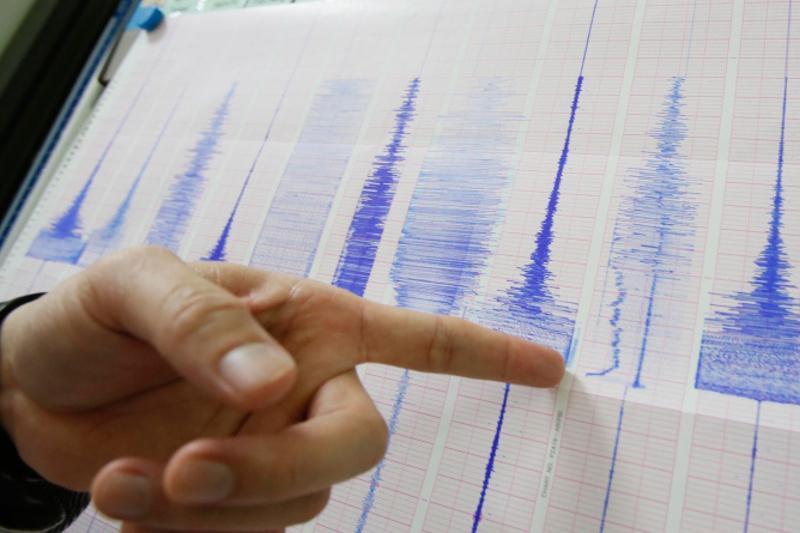 吉尔吉斯斯坦发生规模4.1地震