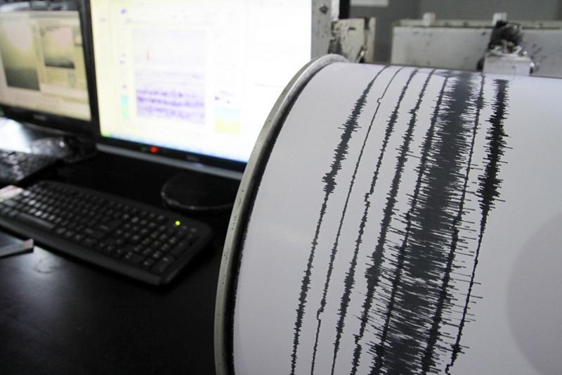 Землетрясение магнитудой 5.6 произошло в 790 км от Алматы