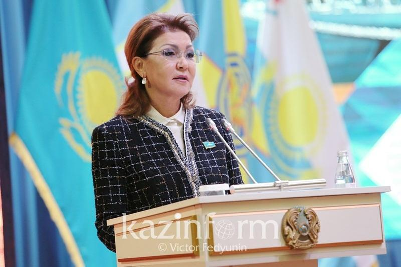 Dariga Nazarbayeva speaks out against the idea of Kazakh private military companies