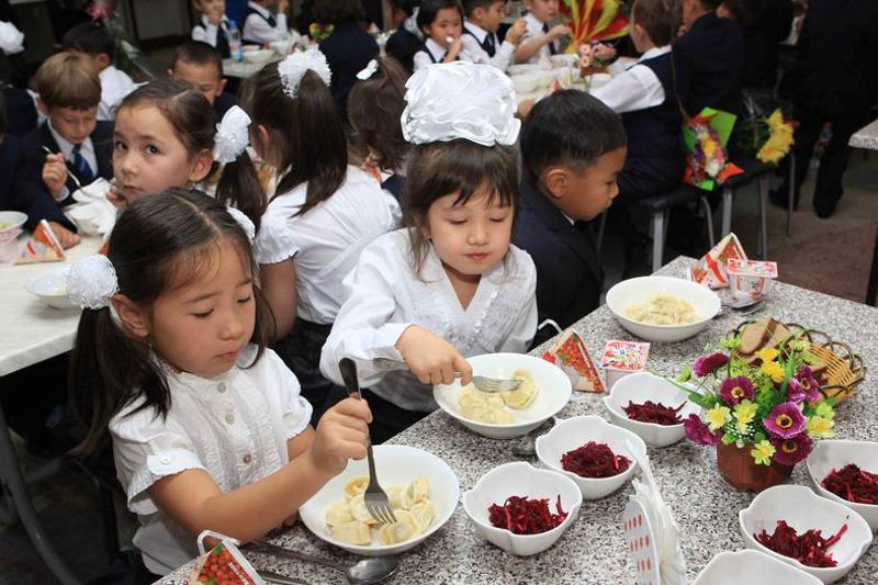 Единый комбинат питания для школ и больниц хотят создать в Шымкенте