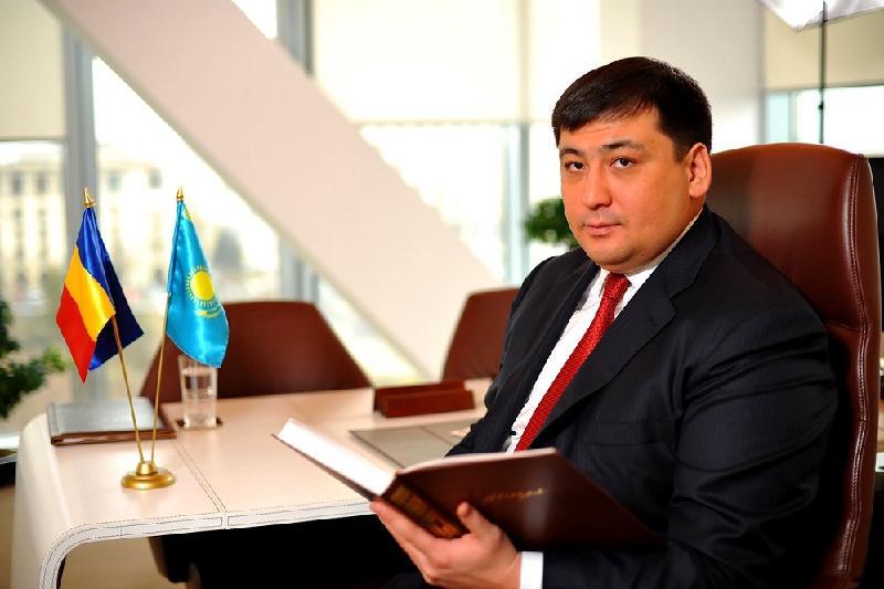 加纳特•图斯普别科夫当选哈萨克斯坦举重联合会主席