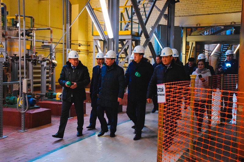 В СЭЗ «Павлодар» планируют увеличить производство каустической соды