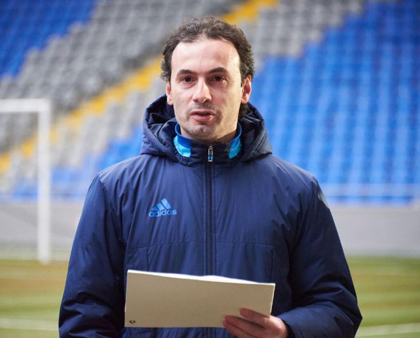 «Астана» футбол клубының бас бапкері тағайындалды