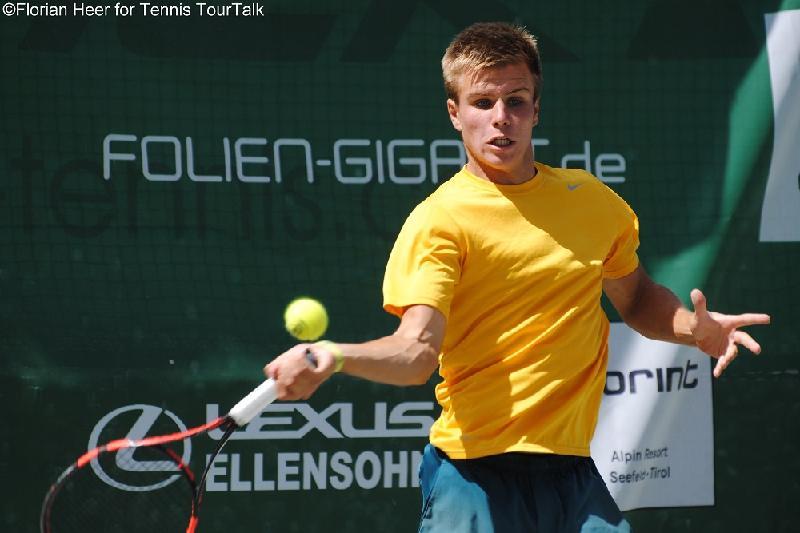 Казахстанский теннисист выиграл турнир ITF в США