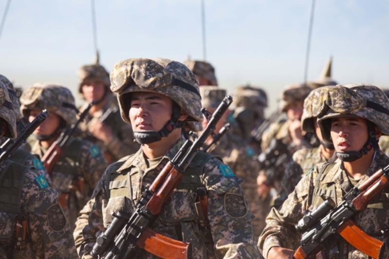 Казахстанские военные участвуют в учении «Кыш-2019» в Турции