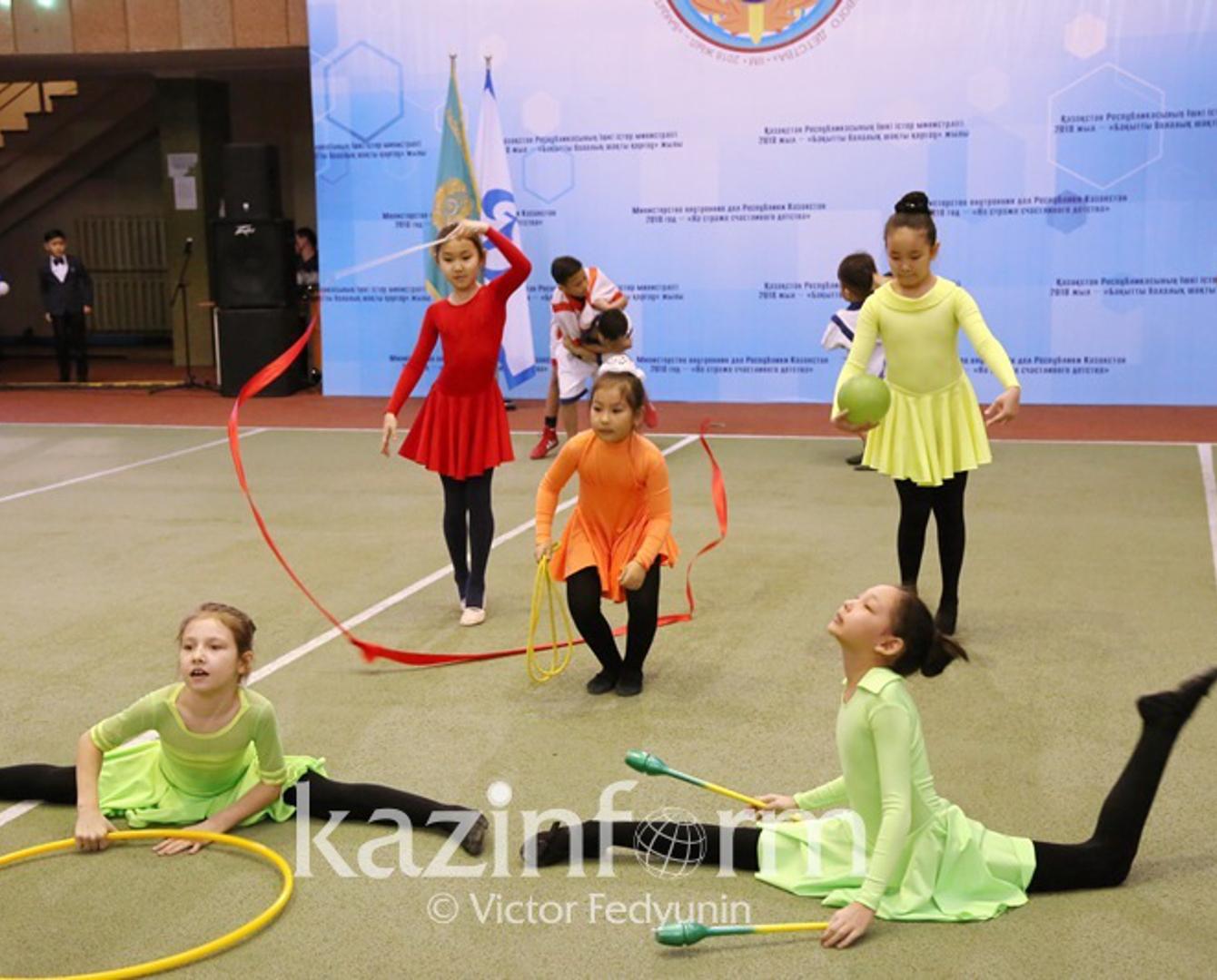Бесплатные спортивные секции для подростков открылись в Астане