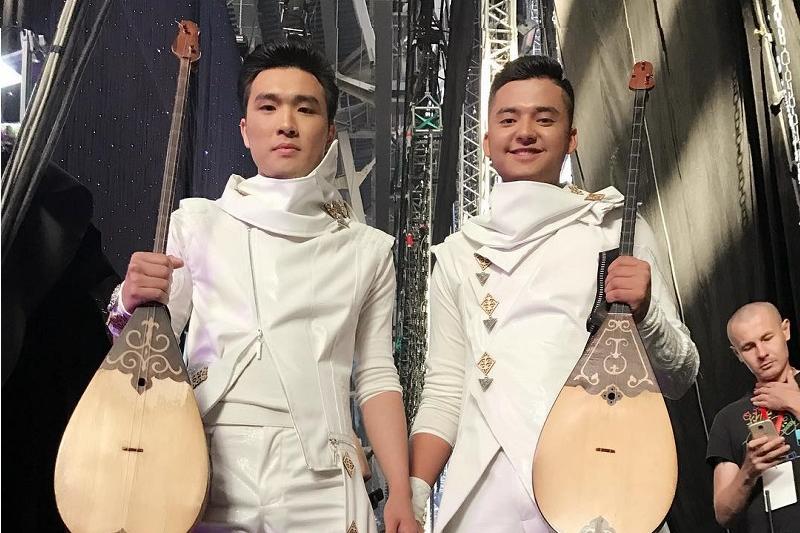 Казахстанский дуэт отправится покорять Голливуд