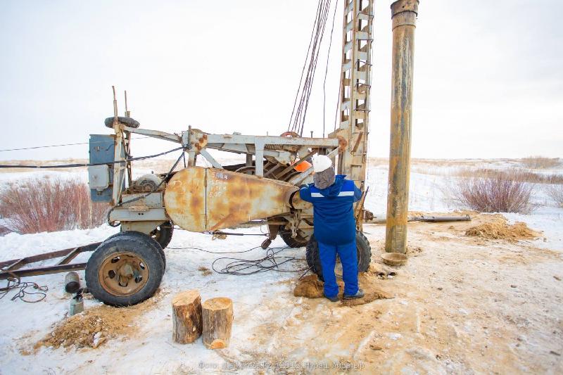 Водоканальный долгострой завершают в Западном Казахстане
