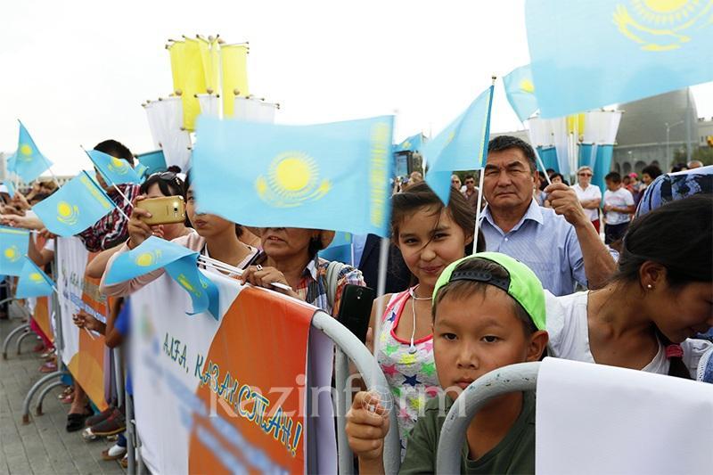 Нұрсұлтан Назарбаев: Ел бірлігі  - ең бірінші қазақтың өзіне керек