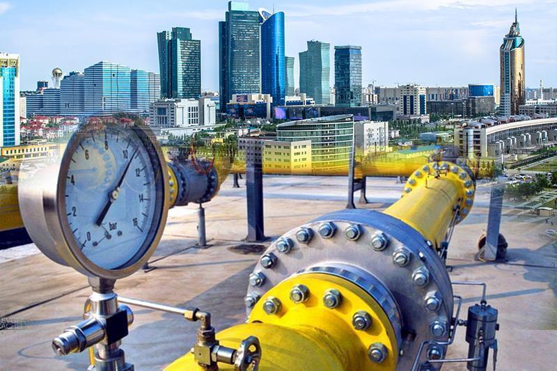 Нурсултан Назарбаев объявил о решении строительства газопровода в Астану
