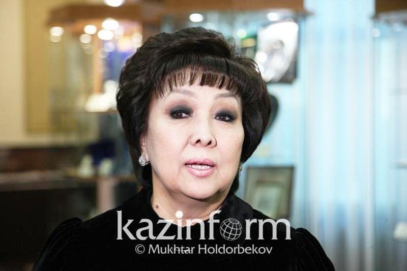 Nur Otan's program has social focus - Zagipa Baliyeva