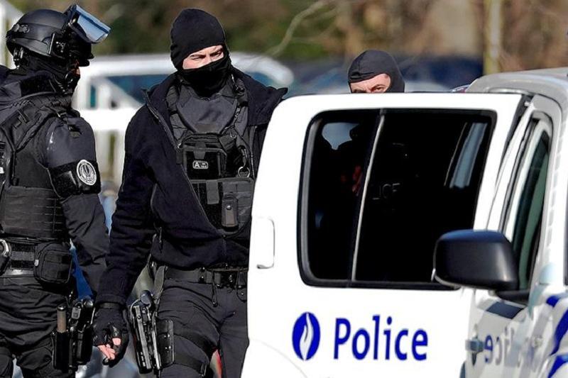 Восьмерых подозреваемых в подготовке теракта задержали в Брюсселе
