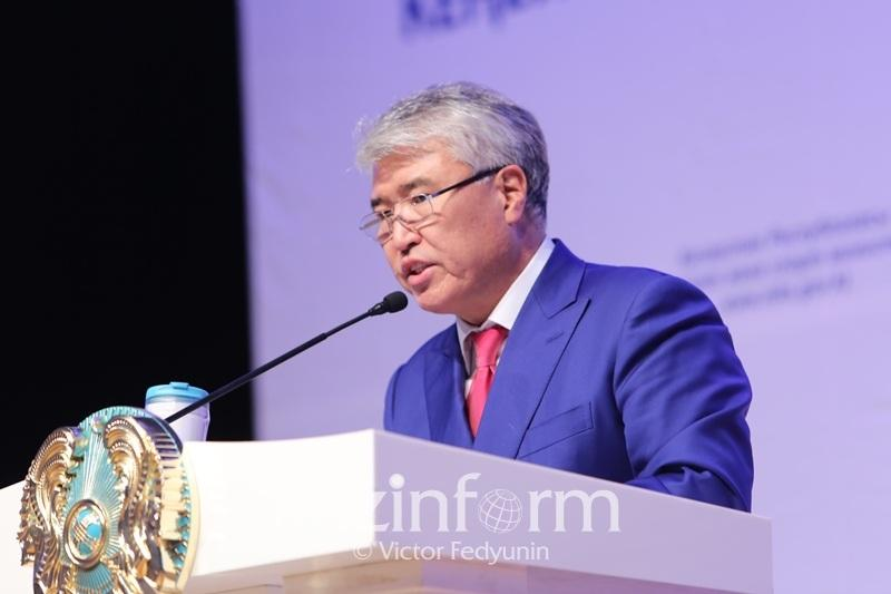 Мы пересмотрим контракты спортсменов ПК «Астана» - Арыстанбек Мухамедиулы