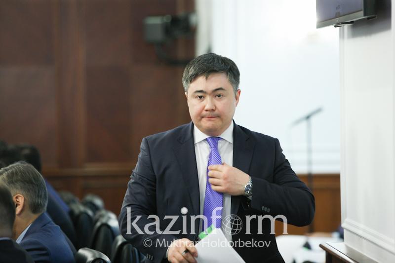 Казахстан достиг рекорда по ремонту автодорог - Тимур Сулейменов