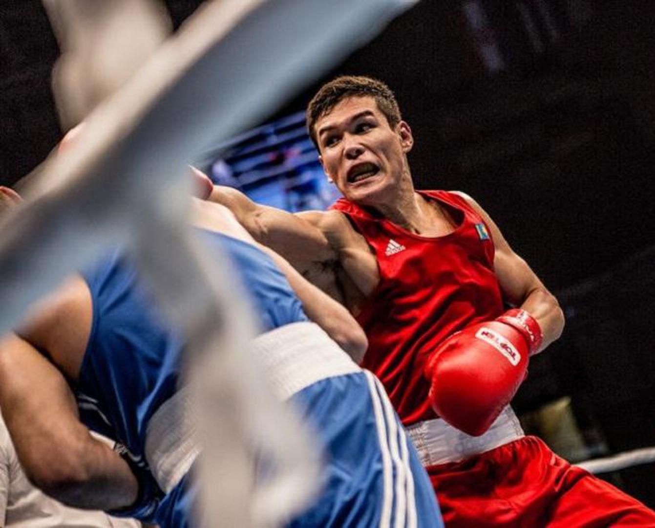 Данияр Елеусинов дебютирует на профи-ринге 28 апреля