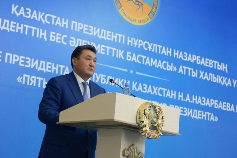 300 тысяч квадратных метров жилья планируется сдать в Павлодарской области в 2018 году