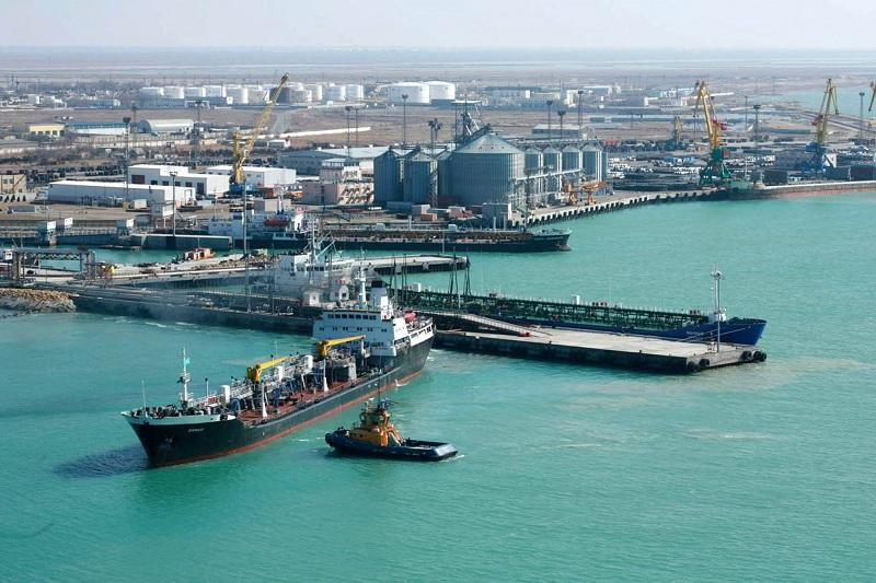 США хотят провозить спецгрузы через порты Курык и Актау