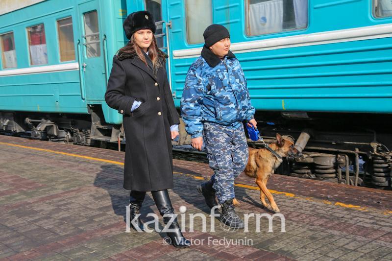 Женщина-полицейский в Казахстане: особенности службы