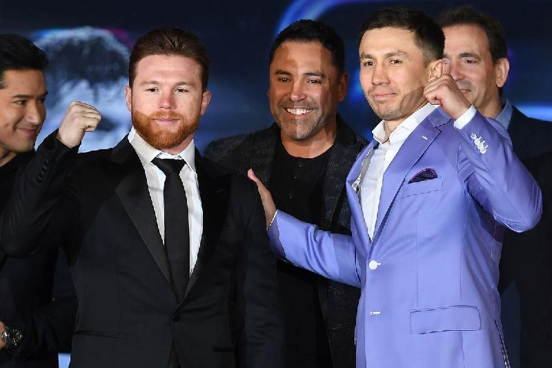 Golovkin: Canelo's positive test 'big problem'