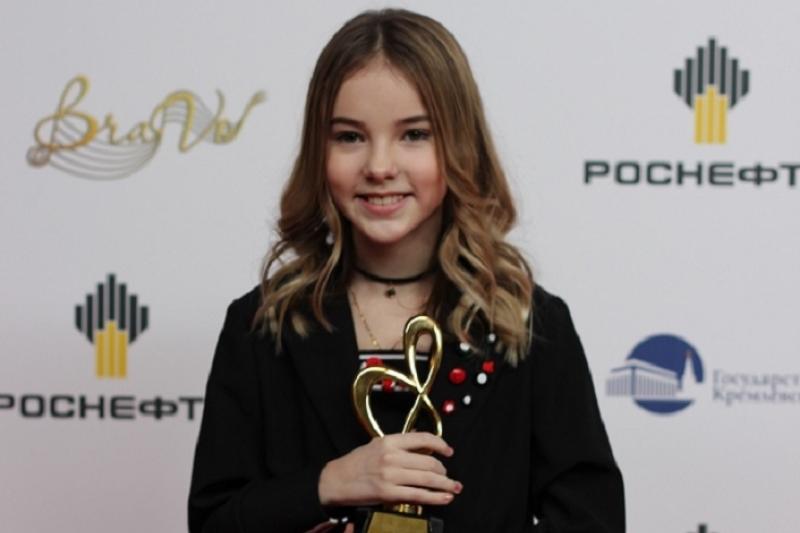Данэлия Тулешова стала обладательницей международной премии «BraVo»
