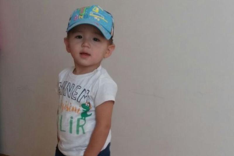 Двухлетний ребенок потерялся в Шымкенте