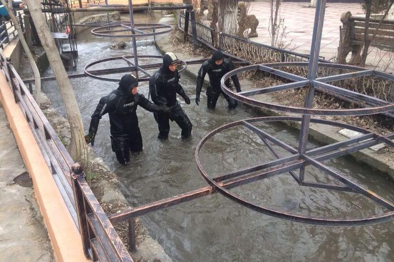 Тело пропавшего в Шымкенте ребенка нашли в реке
