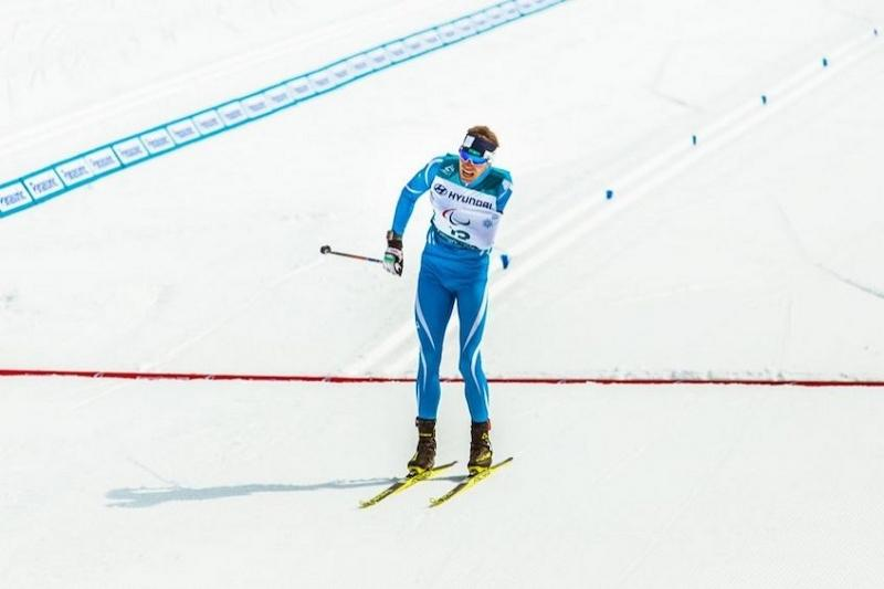 Kazakh skier Gerlits misses out on PyeongChang Paralympic podium