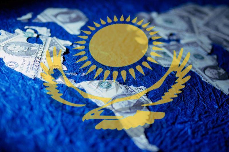 哈萨克斯坦国际储备较年初下降3.9%