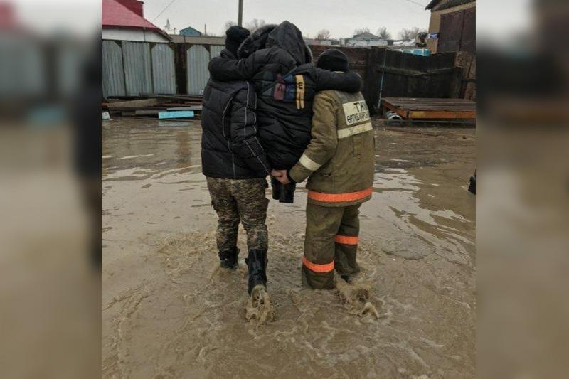 Пострадавшим от паводков выплатят компенсацию - МВД