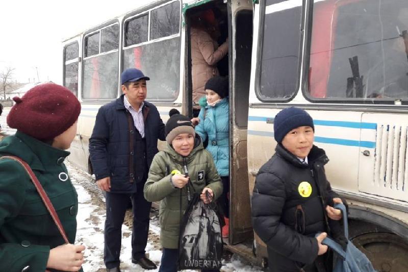 Су басқан мектептің оқушылары басқа жерде оқиды- Қызылорда облысы