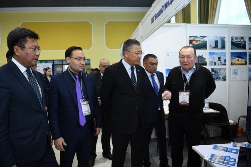 Специализированная выставка ShymkentBuild-2018 открылась в ЮКО