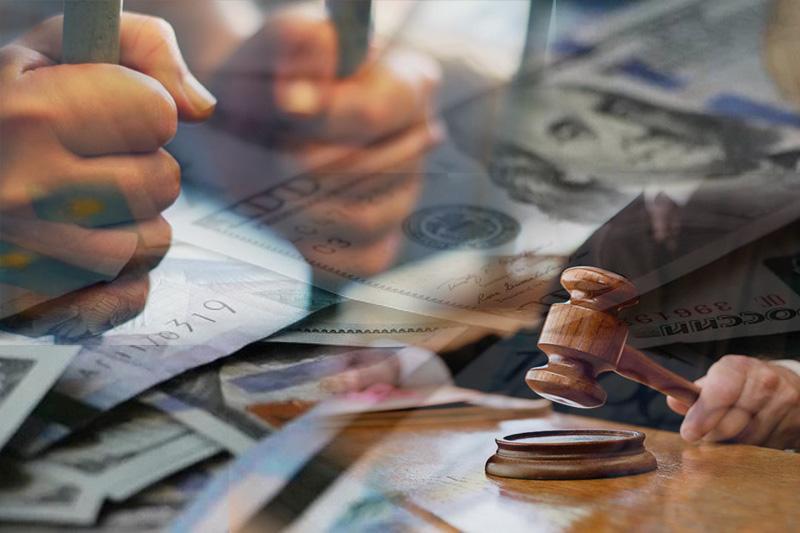 За взятку осудили госинспектора в Павлодарской области