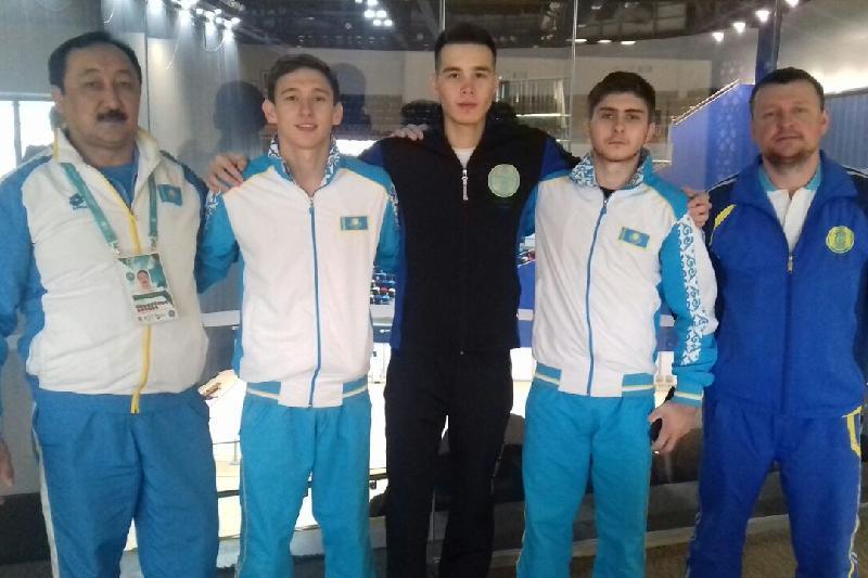 Бакудегі спорттық гимнастикадан Әлем кубогында ел намысын үш спортшы қорғайды