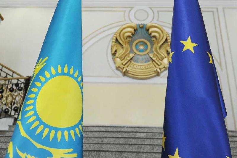 Foreign Minister, Head of EU Delegation to Kazakhstan discusses coop