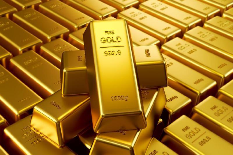 哈萨克斯坦银行共出售金条180公斤
