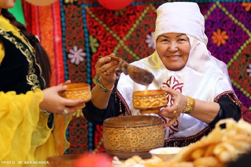 Жители Казыгурта верят в легенду о Наурызе
