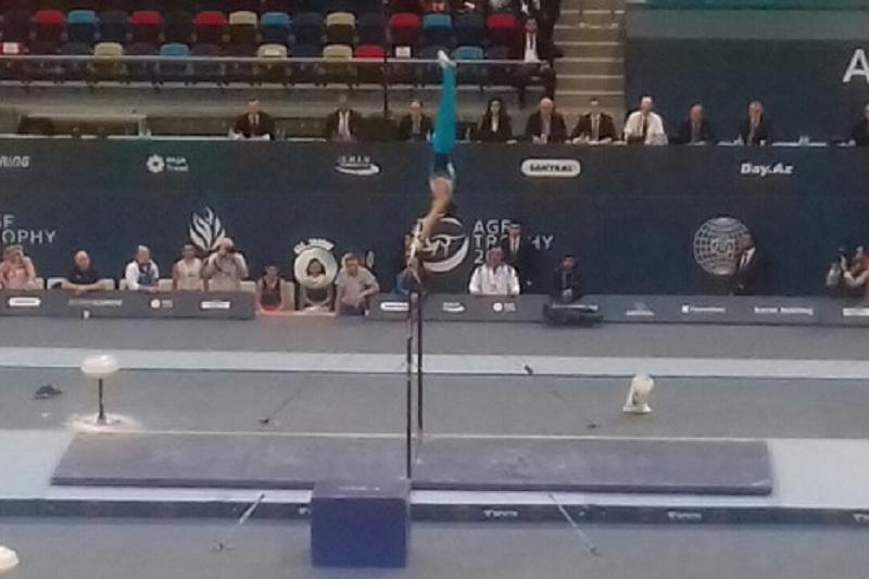 ҚР құрамасының бас бапкері гимнастшылардың Әлем кубогындағы өнеріне баға берді