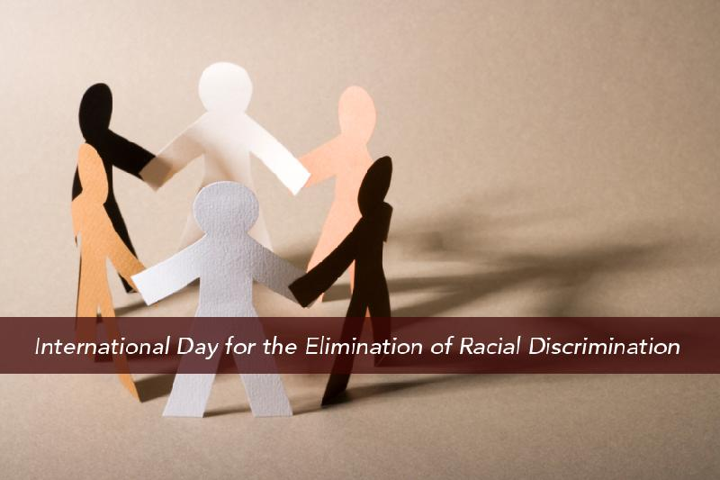 Geneva Human Rights Centre celebrates International Day for Elimination of Racial Discrimination