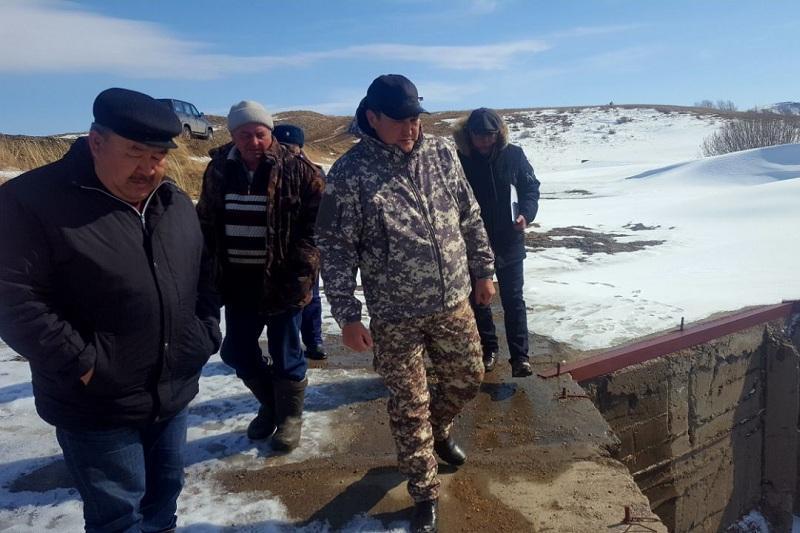 Угрозы подтопления в Павлодарской области нет - аким Бакауов