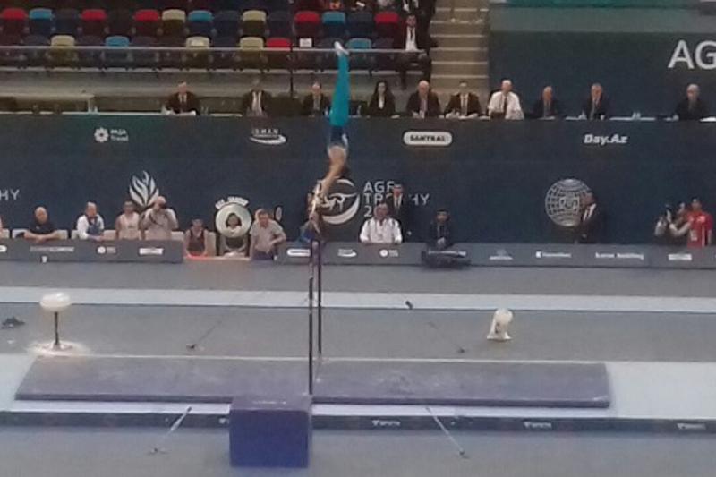 Главный тренер сборной РК прокомментировал выступление гимнастов на этапе Кубка мира