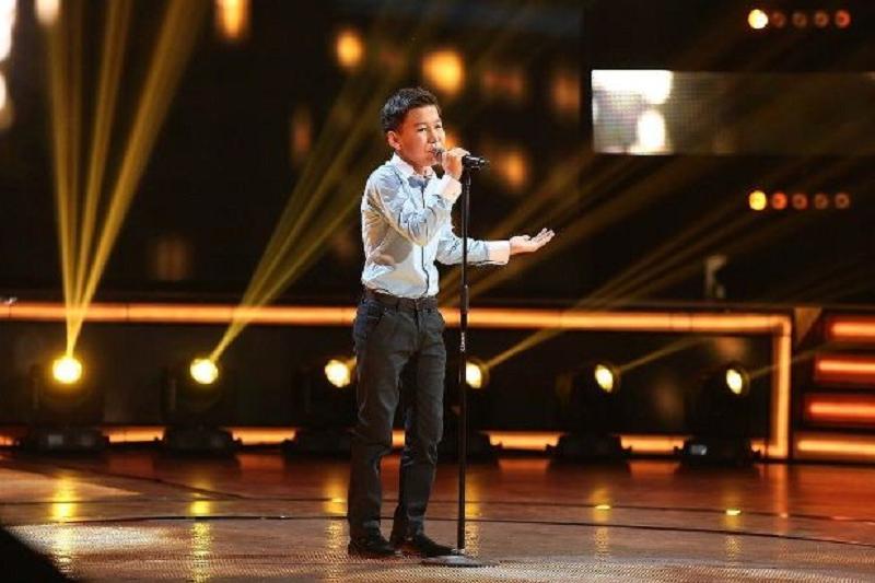 Сирота из Павлодара прошел отборочный тур музыкального проекта «Ты супер!»