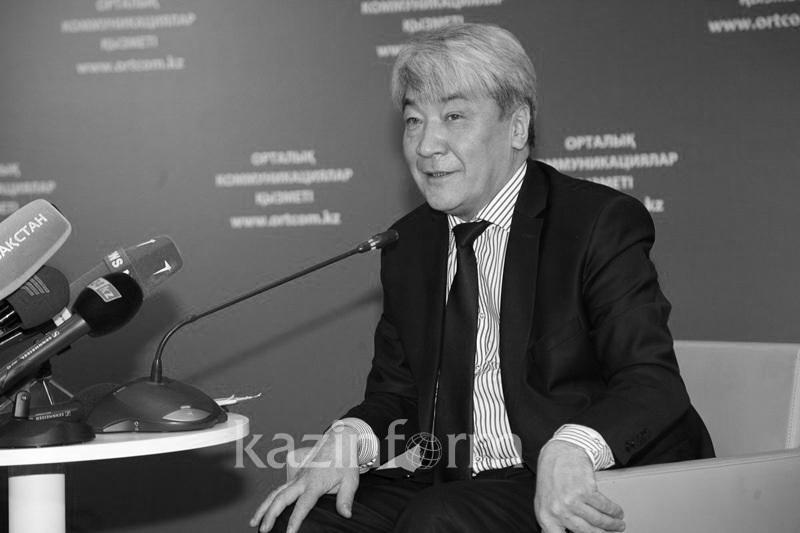 Ушел из жизни общественный деятель Нурлан Еримбетов