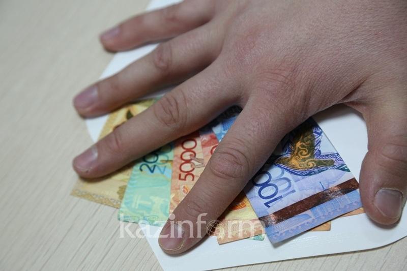 Алматылық кәсіпкер берген парасынан 20 есе көп айыппұл төлейді